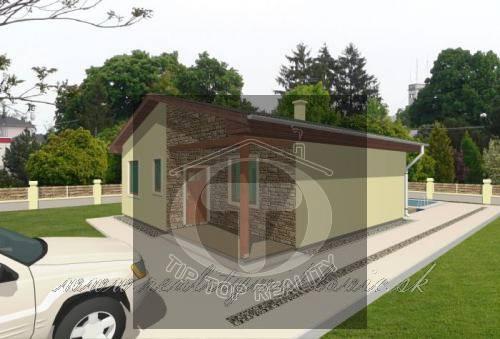 Ponuka - Na predaj - Nízkoenergetický dom OO M3 obr6