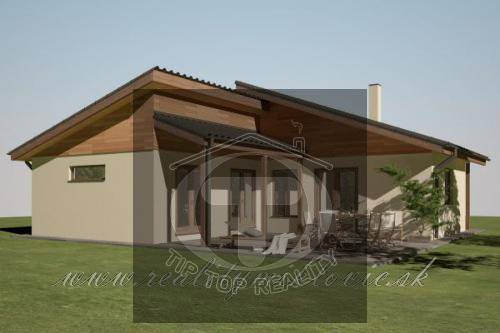 Ponuka - Na predaj - Nízkoenergetický dom OE M3 obr0