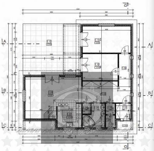Ponuka - Na predaj - Nízkoenergetický dom OE M3 obr1