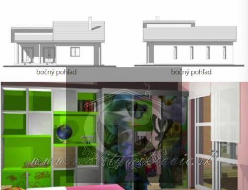 Ponuka - Na predaj - Nízkoenergetický dom OE M3 obr5