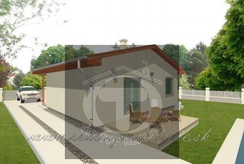 Ponuka - Na predaj - Nízkoenergetický dom OO M3 obr1