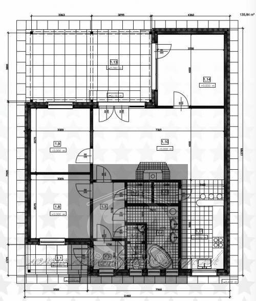 Ponuka - Na predaj - Nízkoenergetický dom OK XL4 obr2