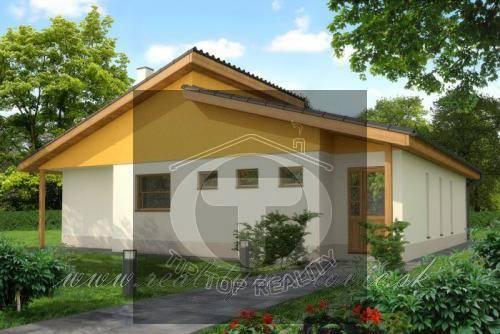 Ponuka - Na predaj - Nízkoenergetický dom OE M3 obr2