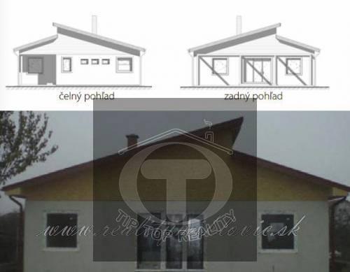 Ponuka - Na predaj - Nízkoenergetický dom OK XL4 obr1